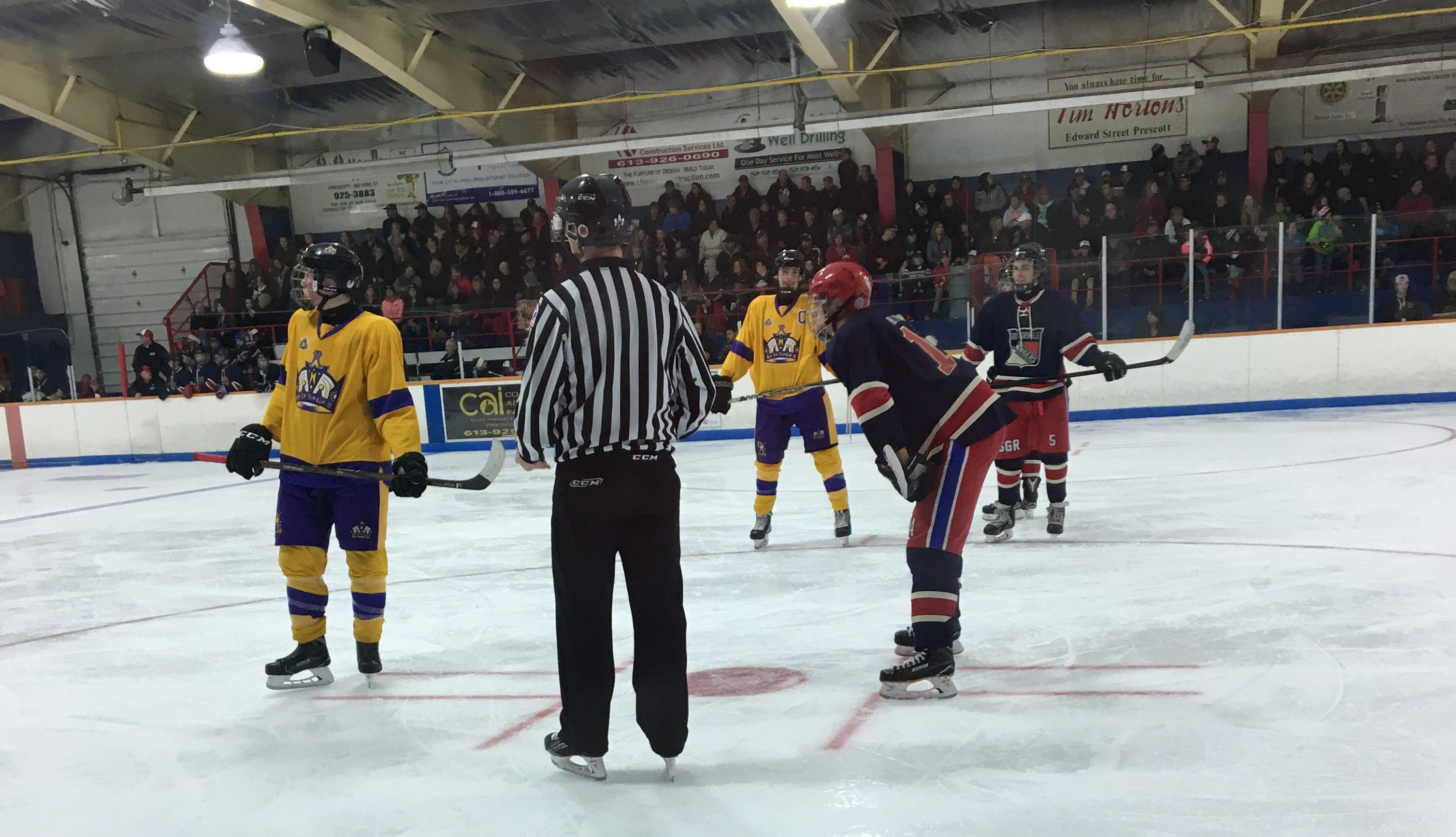 Presscott midget aa tournament showcase